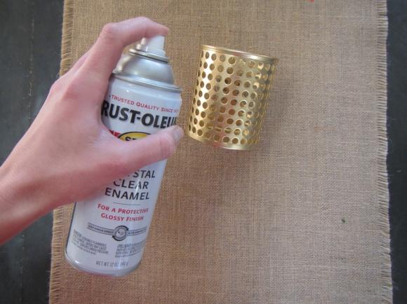 Glam, Gold & Glitter | Saturday DIY